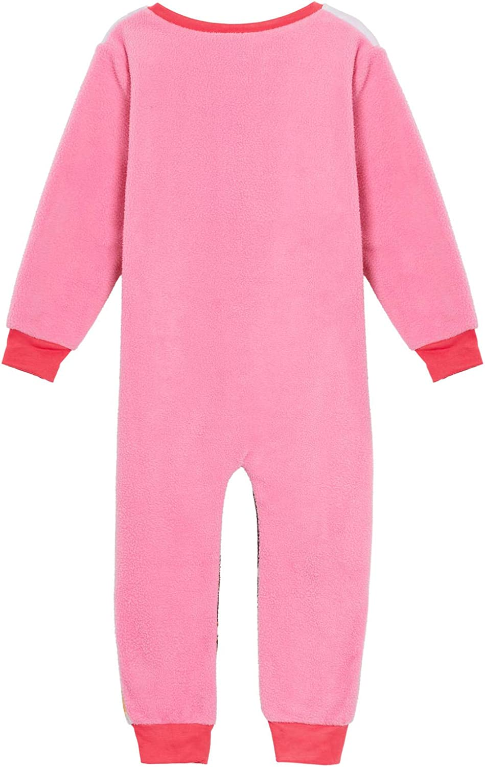 DreamWorks Spirit Riding Free Girls Fleece Onesie All in One Pyjamas Kids Horse Sleepsuit Pjs Nightwear