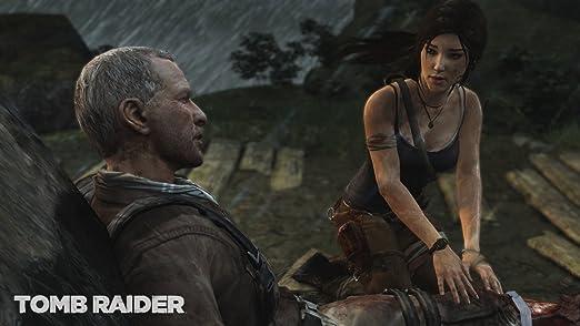 Amazon Com Tomb Raider Video Games