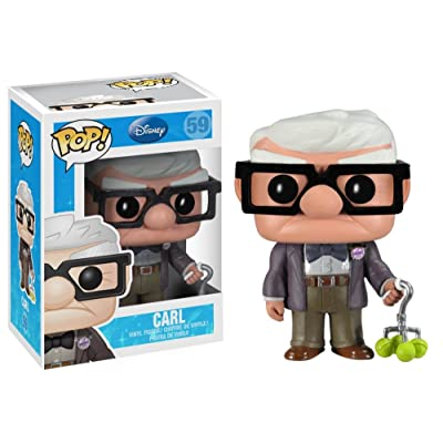 Funko POP Disney Up!:Carl: Funko Pop! Disney:: Toys & Games