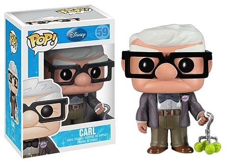 POP! Vinilo - Disney: Up! Carl