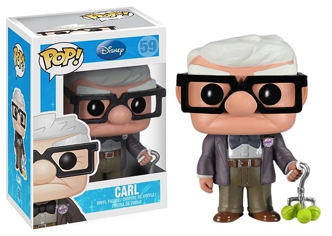 POP! Vinilo - Disney: Up! Carl: Funko Pop! Disney:: Amazon.es ...