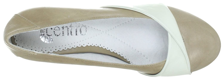 Centro Centro Centro 930298 930298 - Zapatos de vestir de cuero para mujer c64b93