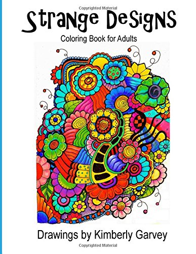 Strange designs coloring book for adults 1511870702 Coloring books for adults on amazon