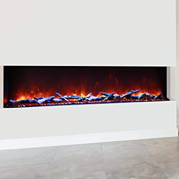 Strange Amantii Tru View Xl 72 Tru View Xl 3 Sided Electric Fireplace 72 Download Free Architecture Designs Rallybritishbridgeorg