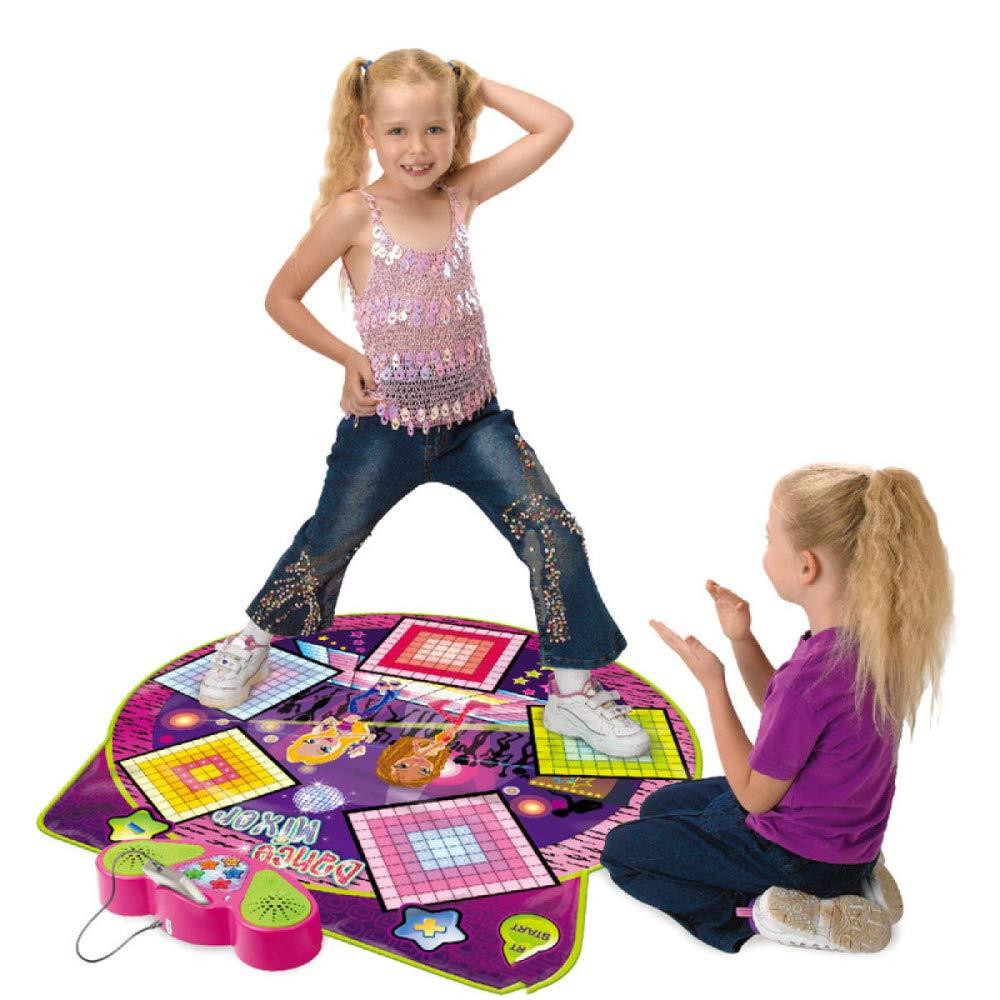cómodamente QXMEI Juguetes Educativos para Niños Música Electrónica Electrónica Electrónica Almohadilla Manta De Baile Solo 91  93 Cm  sin mínimo