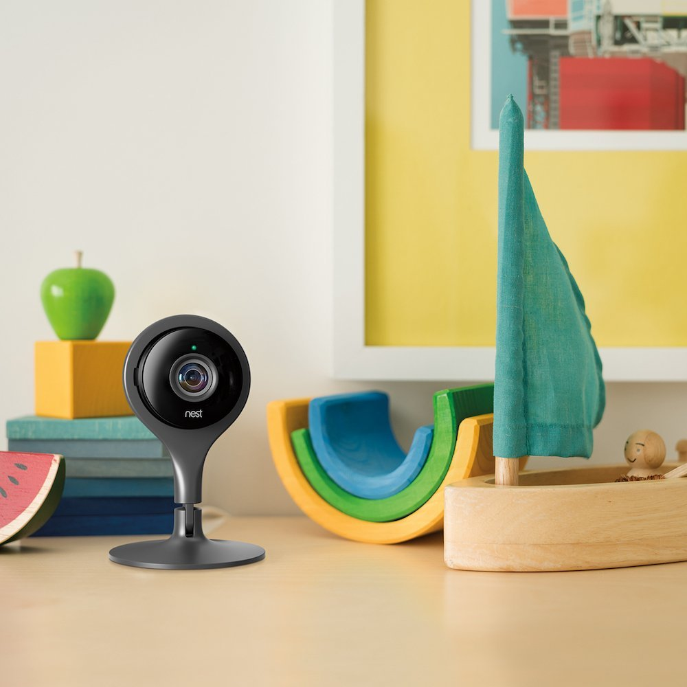 Nest Security Camera, Keep an Eye On What Matters to You, from Anywhere, for Indoor Use (Renewed) by Nest (Image #5)