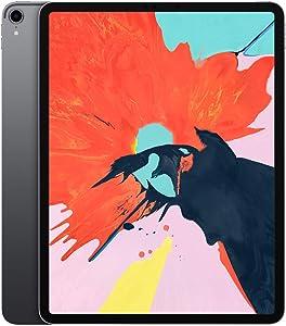 Apple iPad Pro (12.9-inch, Wi-Fi, 256GB) - Space Gray (Renewed)