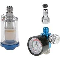 H HILABEE 8 bar G1//4 Luftkompressor Druckentlastung Sicherheitsventil /Überdruckventil
