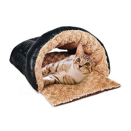 JTWJ Saco de Dormir para Gatos, Nido para Mascotas, Cama para Mascotas, Sala