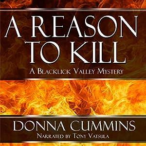 A Reason to Kill Audiobook