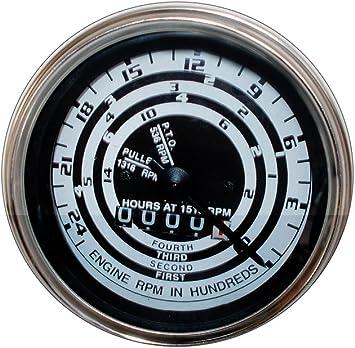 Tachometer Proofmeter Hourmeter fits Ford Tractor 8N 9N 2N 8N17360A1