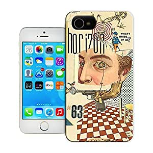 THYde Unique Phone Case Horizon Whats Inside Of Me Muharrem Cetin retro style collage design Hard Cover for iPhone 6 4.7 cases-buythecase ending