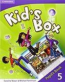 Kid's Box 5, Caroline Nixon and Michael Tomlinson, 052168823X