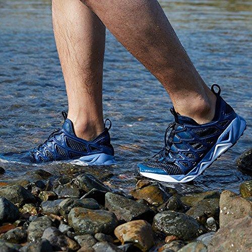 Aqua Schuhe Herren Blau Herren Blau Herren Aqua Schuhe Rax Rax Rax Aqua XZxwrqB7w5