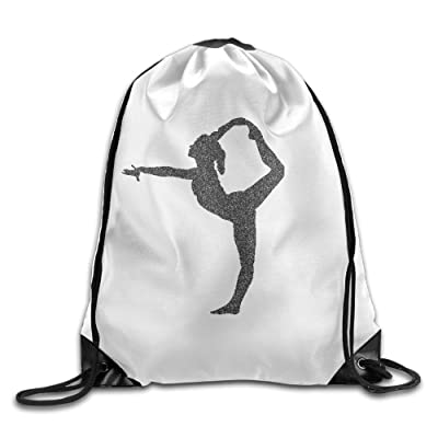 e8835b374a Gymnast Unisex Cute Hiking Mini Daypack Backpack Basketball Sports Backpack  50%OFF