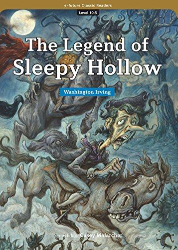 Esl Halloween Adults (The Legend of Sleepy Hollow (Level10 Book)