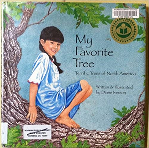 Livres gratuits à télécharger My Favorite Tree: Terrific Trees of North America (Sharing Nature With Children Book) by Diane Iverson in French PDF 1883220947