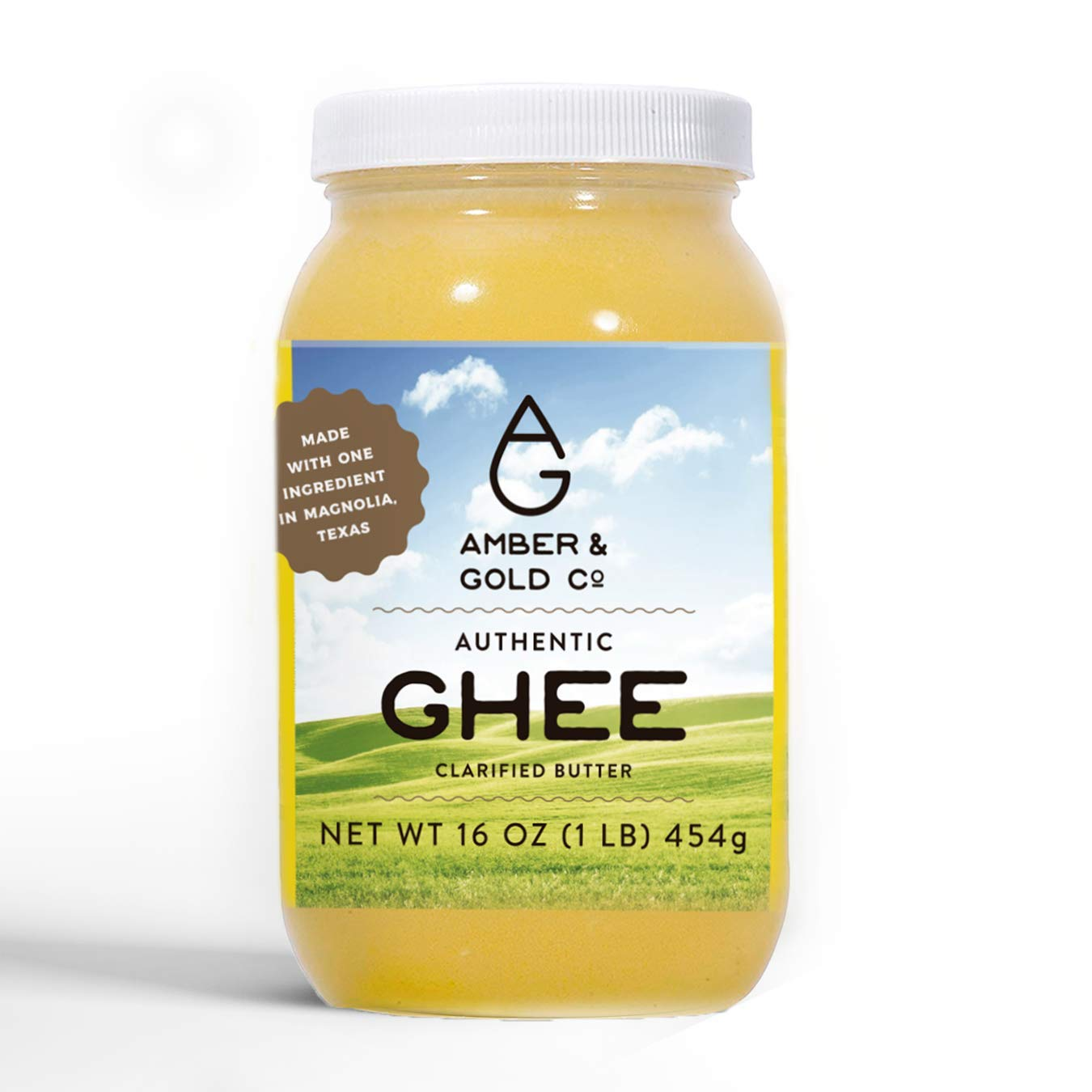 Ghee - Clarified Butter (16 oz)