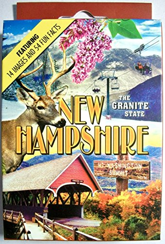 New Hampshire Souvenir Playing ()