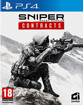 Amazon Com Sniper Ghost Warrior Contracts Ps4 Video Games
