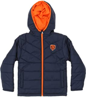 online retailer 97ecb 9685a Amazon.com : Outerstuff Boys' Solid Packaway Puffer Jacket ...