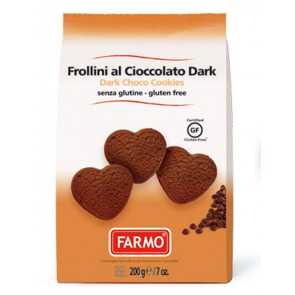 Farmo torta dulce de chocolate oscuro Gluten 200g gratuito: Amazon.es: Salud y cuidado personal