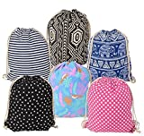 DollarItemDirect 15.5''X13'' PATTERN BACKPACKS, Case of 72