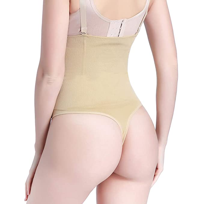 72252b17a186e1 CORATO Butt Lifter Slimming Tummy Control Panties Wedding Dress G-String  Body Shaper High Waist