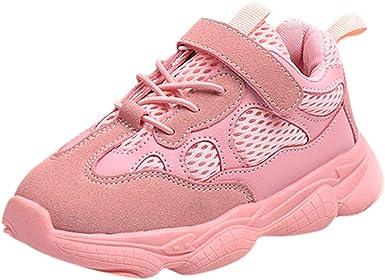 catmoew Chaussures de sport pour enfant 2020 Rose 28