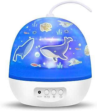 Amazon.com: TOFOCO COM - Proyector de luz nocturna para ...