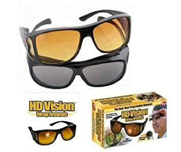 68d3a6d5466f LUMONY Day and Night HD Vision UV Protection Anti-Glare Polarized Men s and Women s  Sunglasses (411