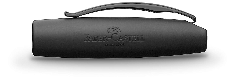 Tintenroller BASIC Black Leder 0,5 mm Faber-Castell 148869 Strichst/ärke