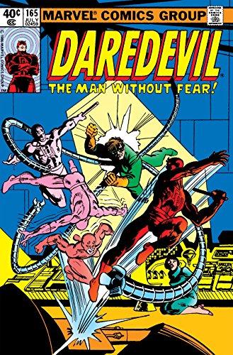 - Daredevil (1964-1998) #165
