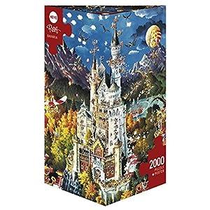 Heye 29700 Bavaria Puzzle 2000 Pezzi