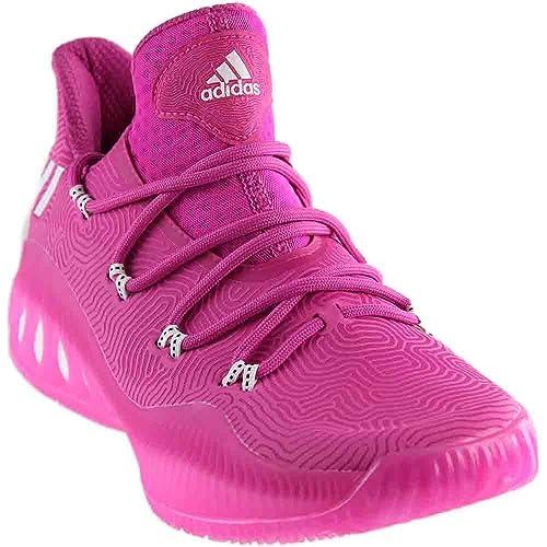 056eda104 Adidas SM Crazy Explosive Low BCA Breast Cancer Awarness SMU Size 12 ...