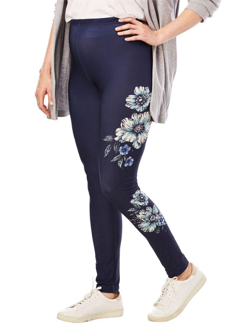 Women's Plus Size Cozy Legging