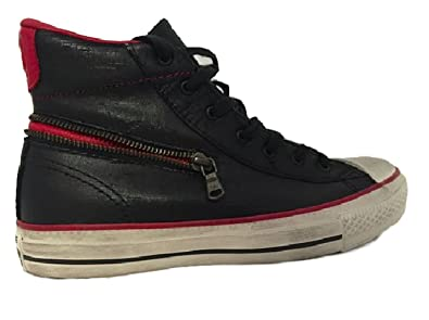 Image Unavailable. Image not available for. Color  Converse X John Varvatos  Men s Jv All Star Zip Sneakers 2e9ad34c2