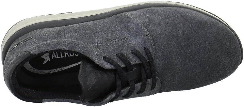 Zapatos de Cordones de Piel para Mujer Allrounder by Mephisto Kyra 53 Zinc