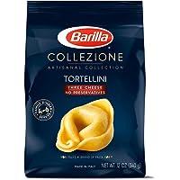 Barilla Collezione Three Cheese Tortellini Pasta, 340g