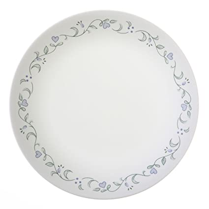 Corelle Country Cottage 8 Inch Luncheon Plate  sc 1 st  Amazon.com & Amazon.com | Corelle Country Cottage 8 Inch Luncheon Plate: Dinner ...