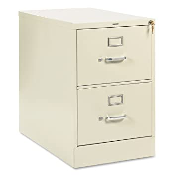 Hon 210 Serie bloqueo vertical archivador hon212cpl: Amazon.es: Oficina y papelería