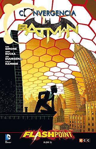 Descargar Libro Convergencia: Batman - Flashpoint: Batman Converge En Flashpoint 2 De 2 Gail Simone