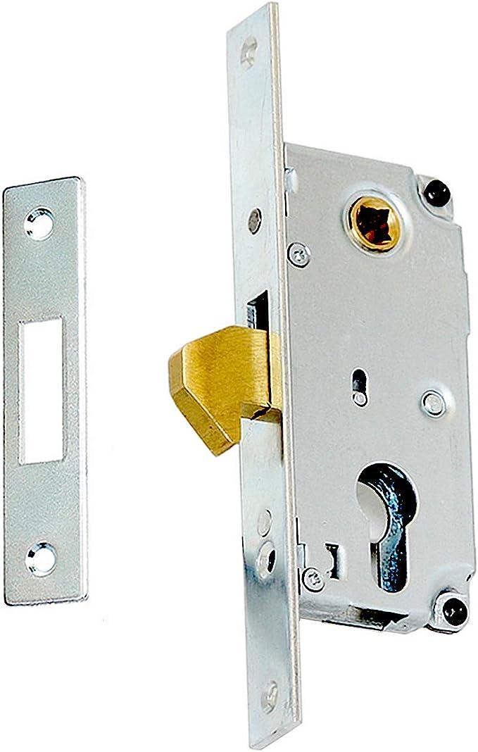 Cerradura de gancho 72/30 para puerta corredera de cilindro ...
