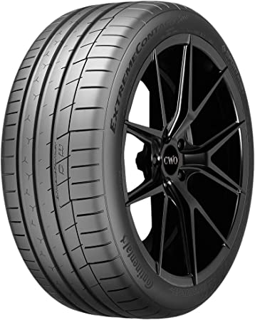 225//45ZR18 91Y Continental ExtremeContact Sport Performance Radial Tire