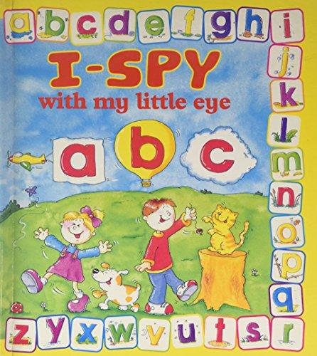 I-Spy with My Little Eye ABC & 123 Set