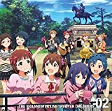 Game Music - The Idolm@Ster (Idolmaster) Live The@Ter Dreamers 02 [Japan CD] LACA-15522