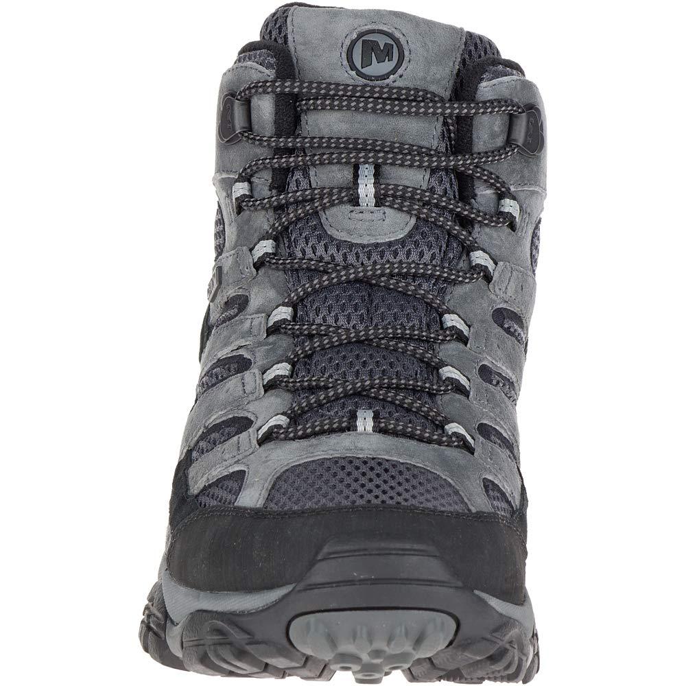 Merrell Mens Moab 2 Mid Waterproof Hiking Boot