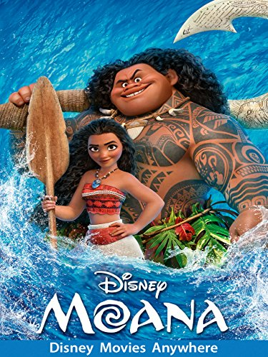 Moana (2016) ( Disney Movies Anywhere Digital - Theatrical Version