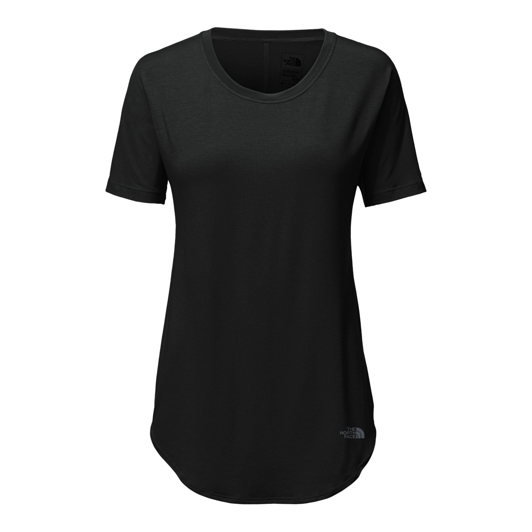 The North Face Women Workout S/S - TNF Black - XL