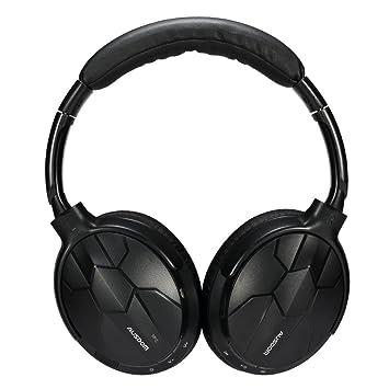 Auriculares de Diadema Cerrados,AUSDOM Auriculares Inalámbricos Bluetooth Over Ear Estéreo Sonido 20 Horas de
